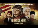 Gallipoli Çanakkale 2015 Özhan Eren Tansel Öngel Nesrin Cevadzade Hüseyin Avni Danyal Bülent Şakrak Barbara Sotelsek L