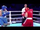 AIBA Women's Youth 2017 SemiF: (81kg) SLIUSAR Yelyzaveta (UKR) vs BEGDILDA Arailym (KAZ) 25112017
