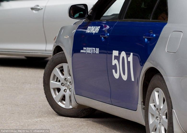 За 3 дня полиция задержала в Томской области около 60 пьяных водителей