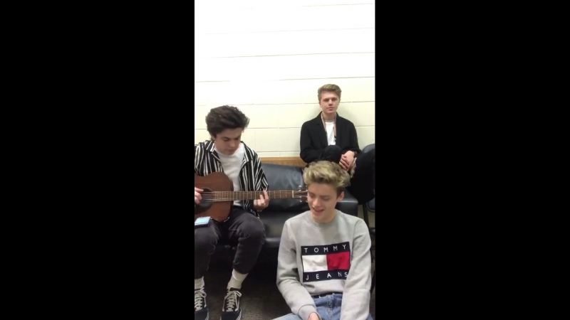 New Hope Club – Hair Too Long (cover The Vamps)