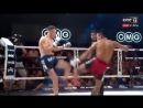 Daraeak Sutai Muay Thai TKOs Carmelo Marchese (MX)