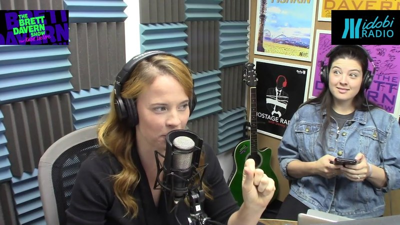 127: Britt Robertson of ABC's For The People