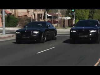 Rolls-Royce Wraith Twins