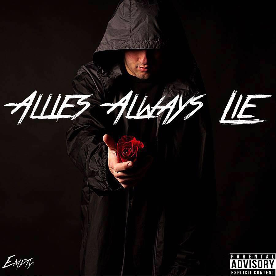 Allies Always Lie - Empty [EP] (2017)