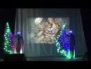 """Световое Шоу Евгении Асси «Millennium """" 💎Выступление на первом городском конкурсе @СуперМамаВологда2018"""
