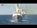 Корабли ВМС НОАК прибыли во Владивосток