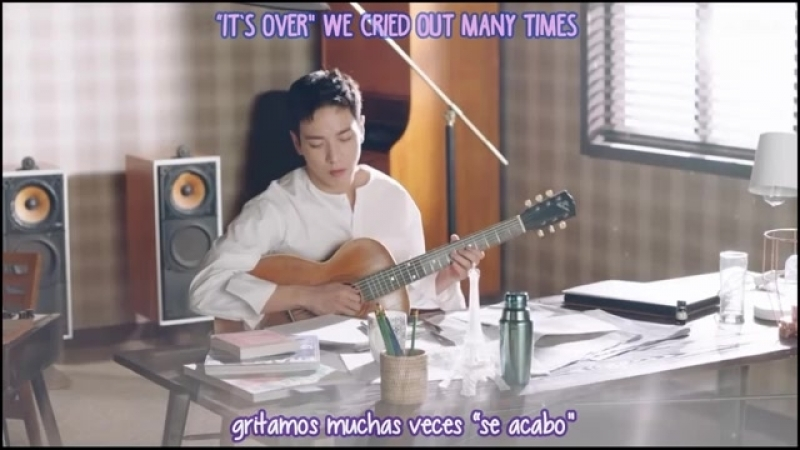 Jung Yong Hwa - Letter [ENG SUB SUB ESP].mp4