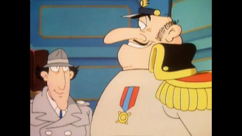 Инспектор Гаджет 2x3 Wambini Predicts 1983 Inspector Gadget