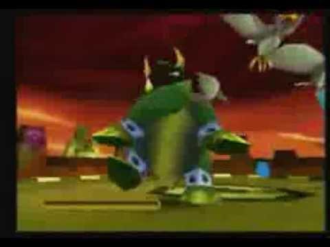 Early trailer of Spyro 2 Gateway to GlimmerRiptos Rage