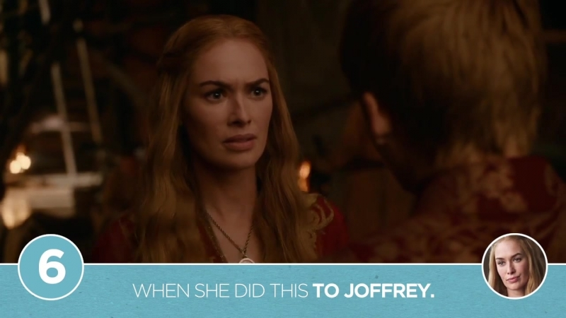 6 Times Cersei Lannister Made Us Feel Better About Our Mom Skills