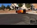 Кастомный минивэн ФольксВаген от Рона Берри Ron Berry's custom VW bus Volkswagen Van