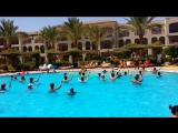 La Bomba in the pool at Jaz Mirabel Park In Egypt | TIME TO TRAVEL