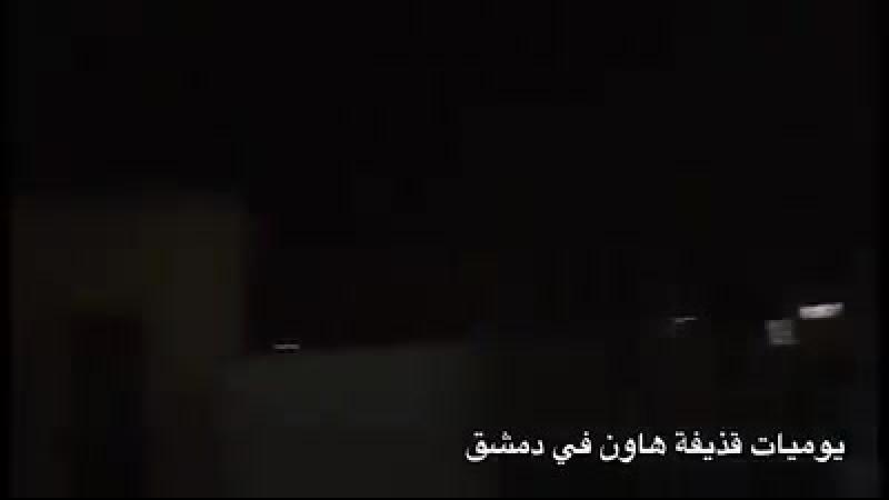 SYRIA BOMBARDING ISRAEL