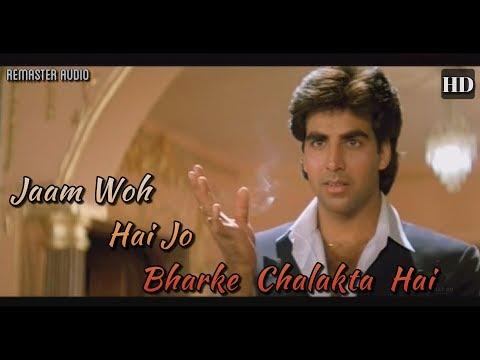 Jaam Wo Hai Jo Bhar Ke - Sainik (1993) Full Video Song *HD*