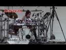 12 Year Old Girl Drummer Plays Like Buddy Rich ~Kanade Sato Amazing