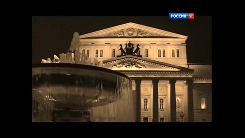 Николай Цискаридзе. Монолог (1-я часть док фильма) Январь 2018