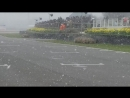 Hard conditions at FOS Goodwood 2018