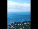 Крым. Большая Ялта. Форосская церковь. Сентябрь