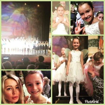 "@actresspanina on Instagram: ""мой маленький Эльф 🧚♀️ @balletschoolharmony спасибо за концерт и эмоции 🙏👯♀️🌸🙂 жеребичкамоя 🐴 моя тоненькая вето..."