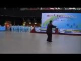Малые быстрые формы тайцзицюань семьи Ян 楊式太極小快式 демонстрирует Сюй Сюэвэнь 蘇學文