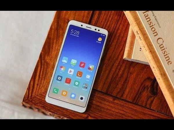 Xiaomi redmi note 5 pro быстрый показано (Контраст с xiaomi redmi 5Plus и Meizu Meilan S6)