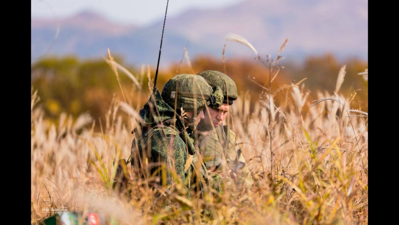 Tактика пехоты - штурмовые группы (часть 1)