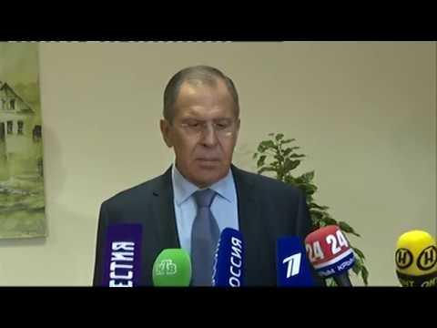 Ответы на вопросы СМИ С Лаврова по итогам СМИД СНГ