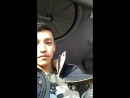 Анвар Уалиев - на автодроме (смотрим 7-ую минут трансляции)