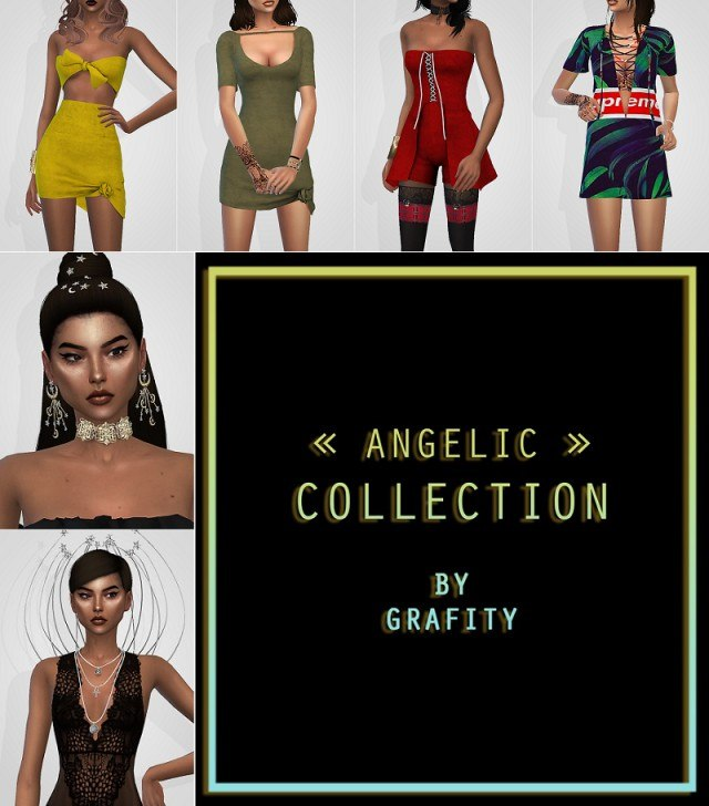 """""""ANGELIC"""" COLLECTION by Arthurlumierecc"""