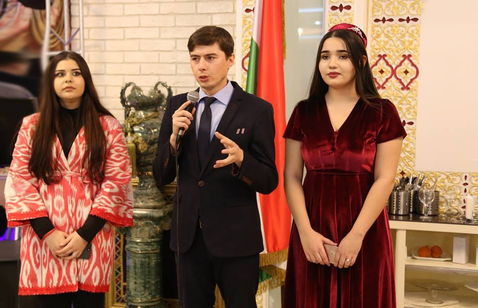 Молодёжный культурный вечер «Мы – будущее страны!»