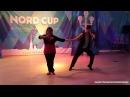 Nord Cup 2015 Invitation Jack'n'Jill Анна Морозова Павел Катунин