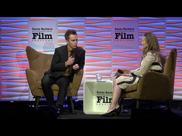 SBIFF 2018 Sam Rockwell Discusses Career Advice His Future