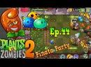 Plants vs. Zombies 2 Pinata Party 15/2/2018 || Hot Date Premium Plant - Valenbrainz (Ep.44)