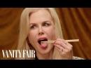 Nicole Kidman Eats Bugs | Secret Talent Theatre | Vanity Fair