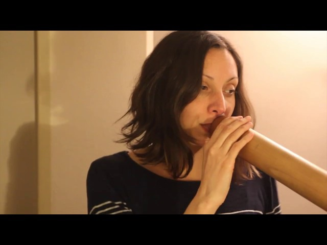 Video of the Week 8: The Beauty and the Beast...Adele B on Didgeridoo