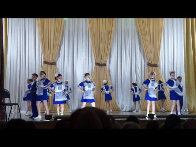 Танец Мы маленькие дети