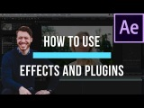 How To Add Text In After Effects - After Effects Basics Course Video 5