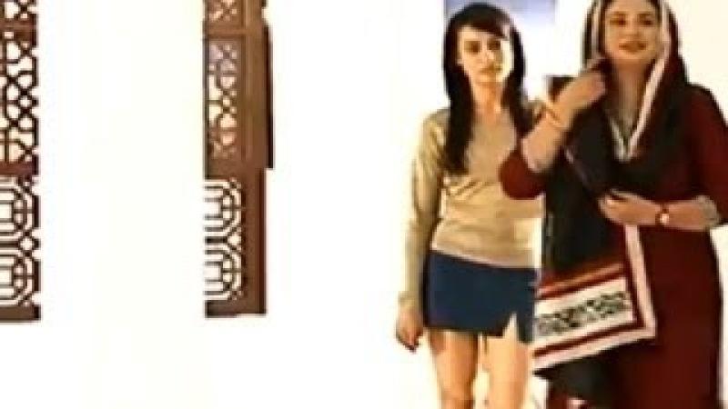 UNCUT : Qubool Hai -Asad caught Zoya in mini skirt