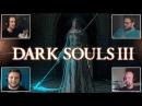 Реакция Летсплейщиков на Третью Стадию Сестры Фриде в Игре Dark Souls 3