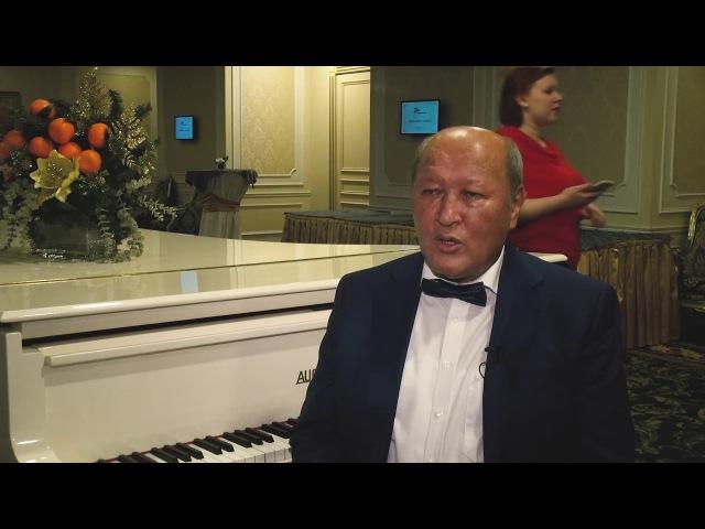 Полная версия интервью с М.С. Норбековым и пожелание в Новом году от Мастера!