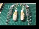 Модель из бумаги Ме 262 1 33 HALINSKI