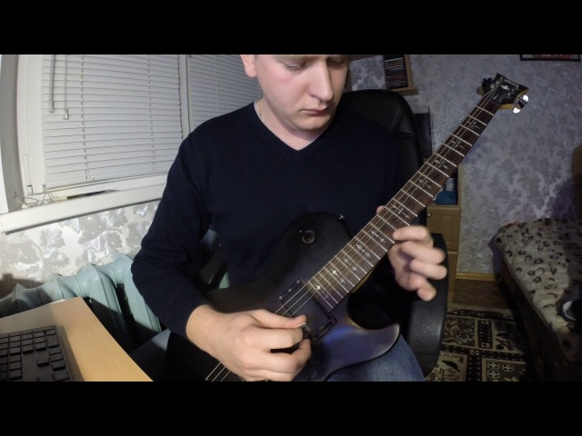 Metallica Nothing Else Matters solo cover