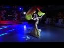 Наталья Кривко - восточный танец с вейлами