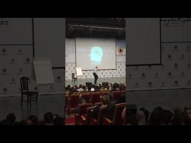 Откуда лидер берет энергию!? Радислав Гандапас в Махачкале . Алимирзаева Эльвира