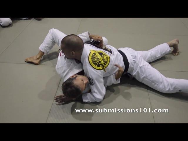 Master Pedro Sauer: The Ultimate Side Control Escape Breakdown