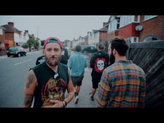 Cascabel - Far Hooked Frowned (Ireland Tour Video)
