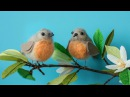 Needle Felting for Beginners How To Make A Felted Bird