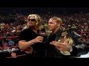 [WCOFP] Edge Christian, Hardy Boyz, and Dudley Boyz Segment - 4-3-2000 Raw
