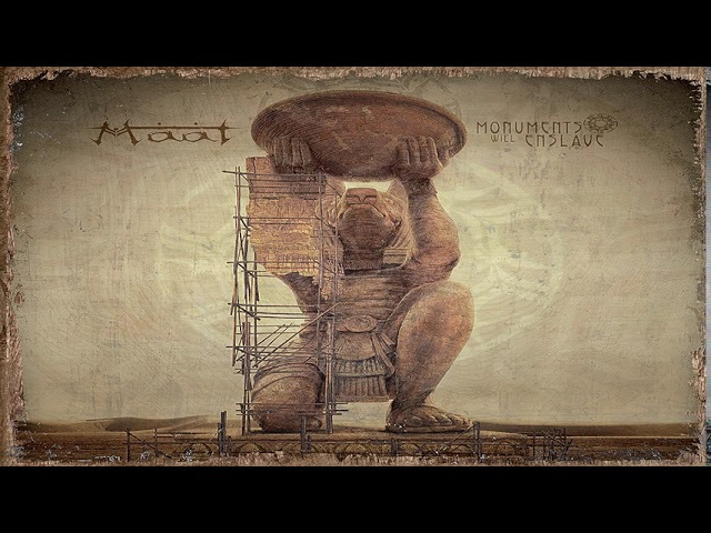 Maat - Monuments Will Enslave (2017) Full Album