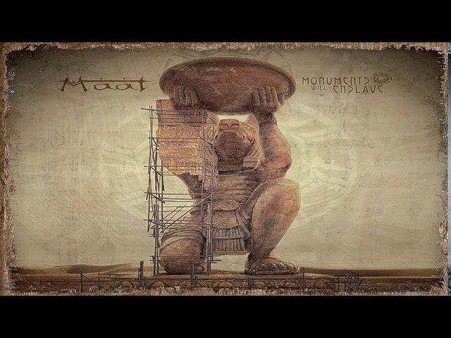 Maat - Monuments Will Enslave (2017) Full Album